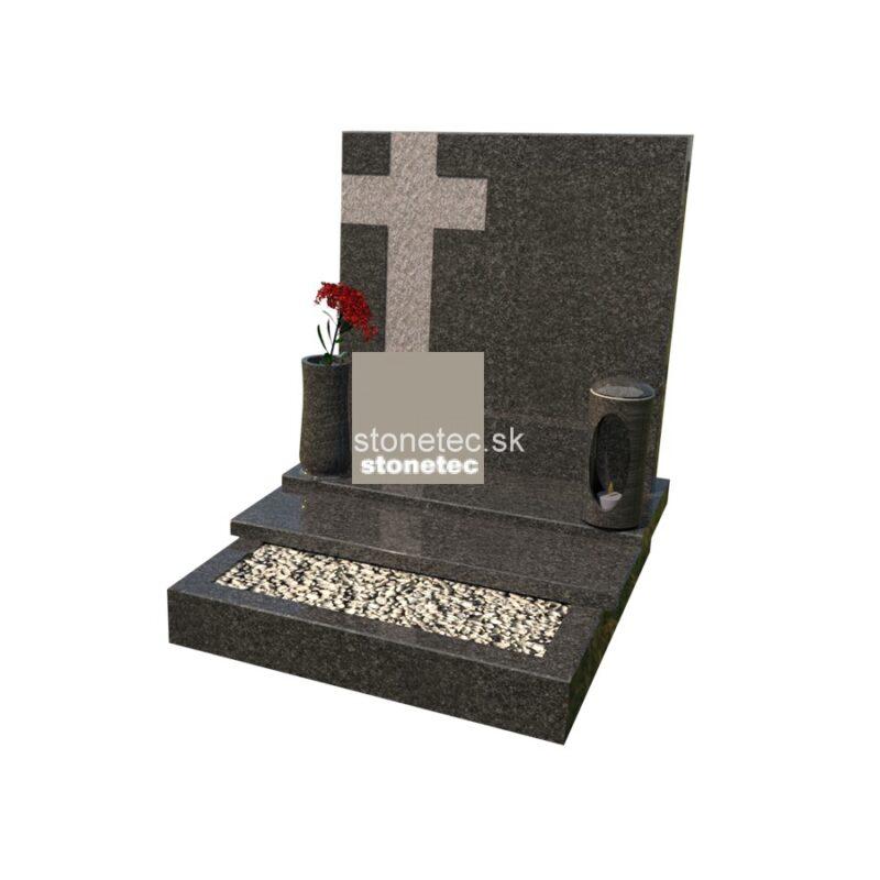 urnovy hrob s pomnikom - Impala Rustenburg